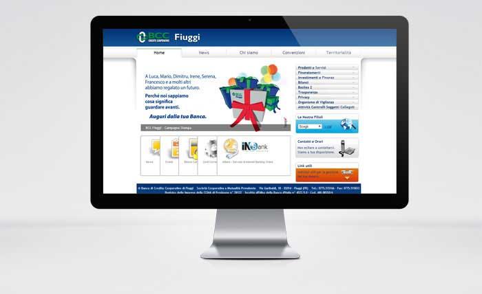 Sito Web Bcc Fiuggi