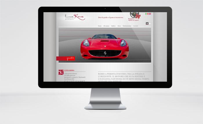 Sito Web Linea Rossa