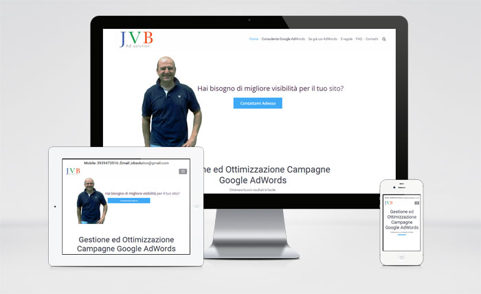 Sito web jvb solution