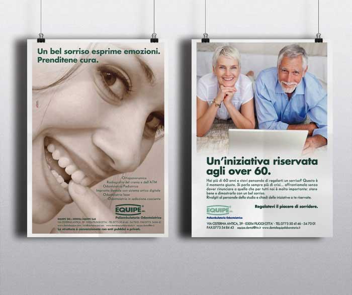 Volantini Dental Equipe