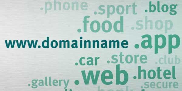 Nuovi domini e nuove estensioni registrabili
