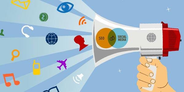 Seo e social media marketing