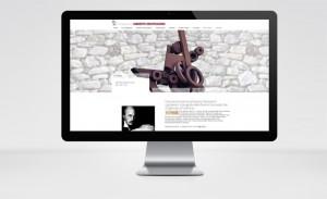 Sito Web Fondazione Mastroianni