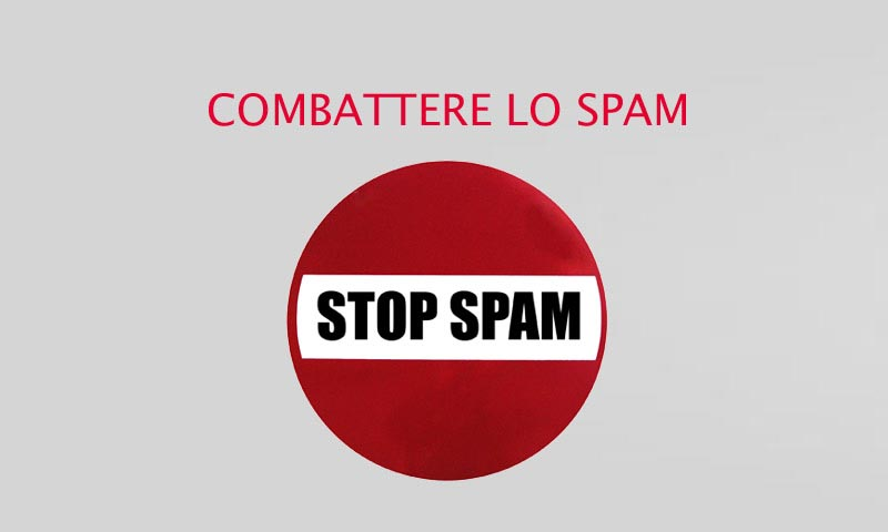 Combattere lo spam
