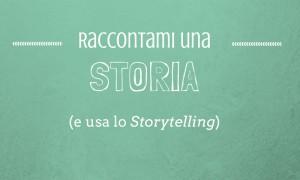Storytelling elementi efficaci