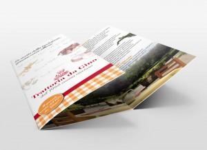 Brochure Trattoria da Gino