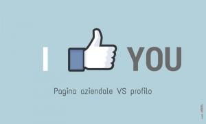 Facebook pagina o profilo aziendale