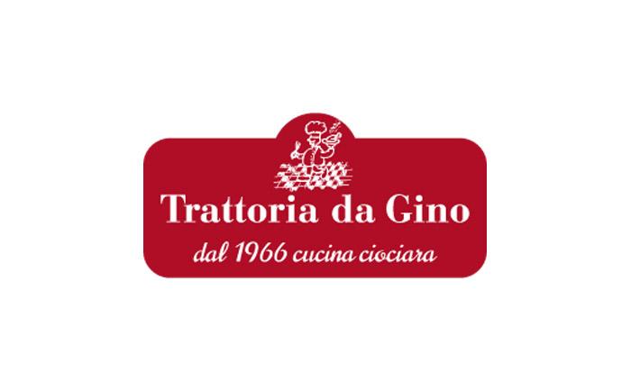 Logo Trattoria da Gino