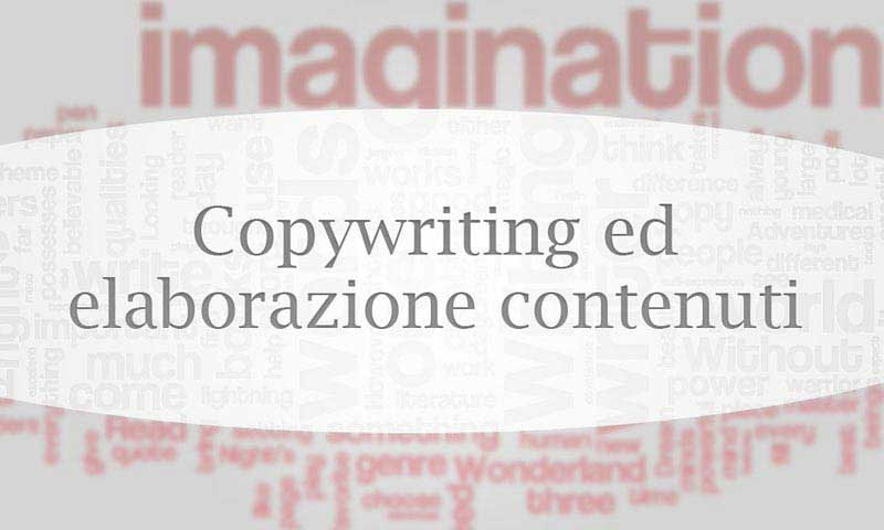 Copywriting e Creazione di Contenuti