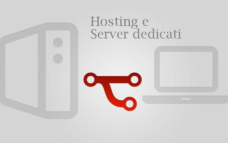 Hosting professionale e server dedicati
