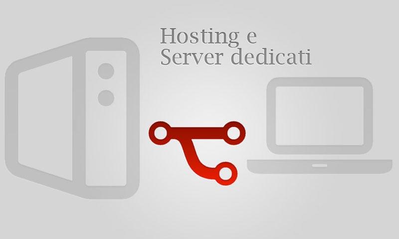 Hosting e Server Dedicati per Siti e Posta