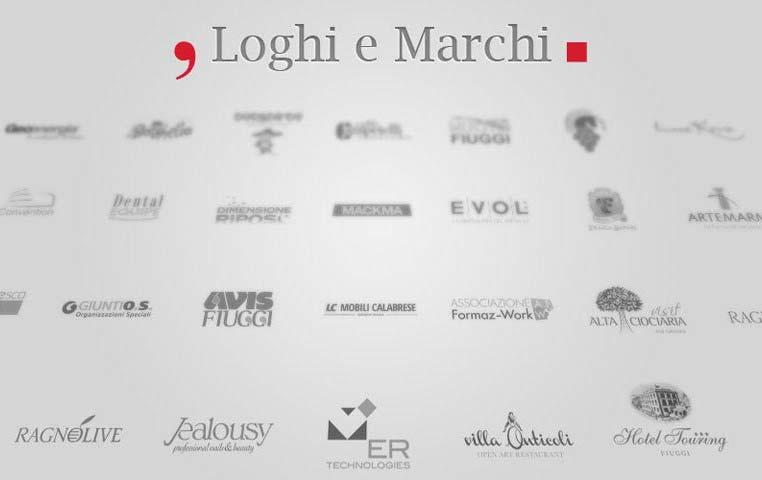 Creazione loghi, marchi, pay off, corporate identity, logotipo, branding