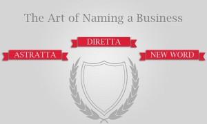 Naming per aziende, prodotti, servizi
