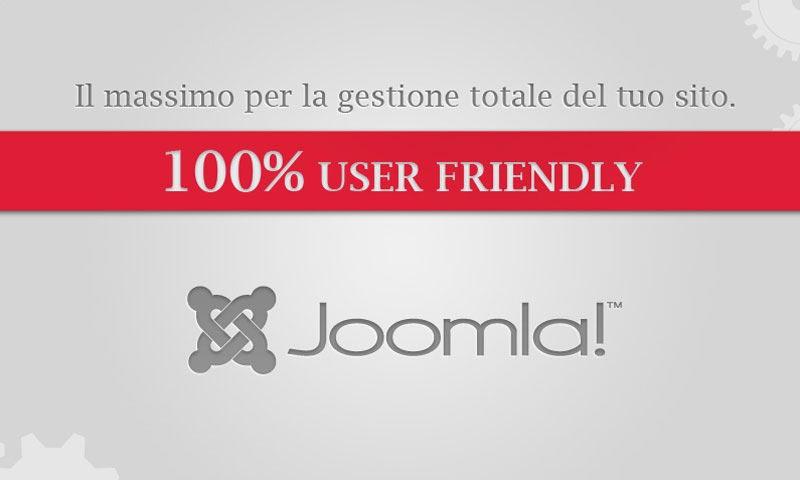 Realizzazione siti web Joomla!