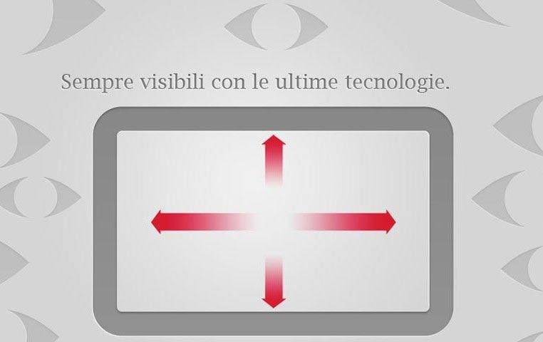 Realizzazione siti web responsive design layout