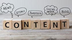 Contenuti - Come realizzare un sito interne
