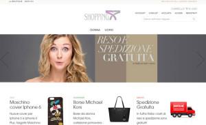 Shopping77 sito web ecommerce