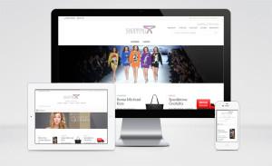 Sito Web Ecommerce Shopping77
