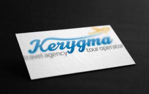 Logo Kerygma Travel Roma