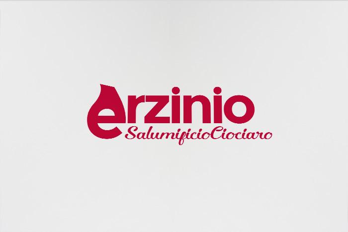 Logo Erzinio, linea salato